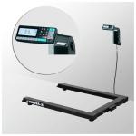 Весы «4D-U-1-RL» паллетные с печатью этикеток 1 т (1000 кг)