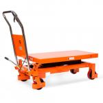 Гидравлический подъемный стол TOR WP-500, г/п 500 кг 300-900 мм