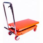 Гидравлический подъемный стол TOR PT150 г/п 150 кг, подъем 210-720 мм