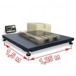 Весы платформенные «ВП» 1500х1250 мм