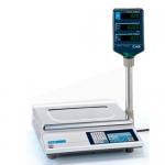Торговые электронные весы CAS AP-6M