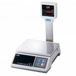 Электронные настольные весы со стойкой CAS SWII-P