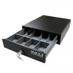 Денежный ящик с механическим замком «МИДЛ 1.0/К компакт»