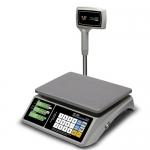 Торговые настольные весы M-ER 328 AC(PX)-32.5 Touch-M LCD