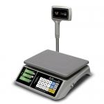 Торговые настольные весы M-ER 328 AC(PX)-32.5 Touch-M LCD RS232 и USB