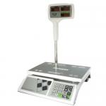 Торговые настольные весы M-ER 326ACPX LED Slim X