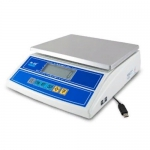 Фасовочные настольные весы M-ER 326AF-32.5 LCD Cube USB