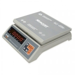Фасовочные настольные весы M-ER 326AFU-6.01 POST II LED USB-COM