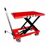 Гидравлический подъемный стол F-150 OXLIFT 1500 кг 1000 мм 1200/610/60 мм