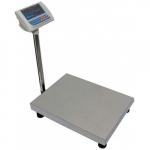 Весы товарные напольные ВЭТ-150-20/50-1С (600x800) до 150 кг