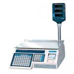 Торговые весы с чекопечатью CAS LP-30(R)