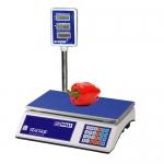 Весы торговые электронные со стойкой «Базар 2.1»