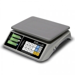 Торговые настольные весы M-ER 328 AC-32.5 Touch-M LCD RS232