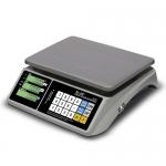 Торговые настольные весы M-ER 328 AC-32.5 Touch-M LSD RS232 и USB
