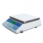 Фасовочные настольные весы M-ER 326AFL LCD Cube USB