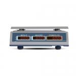 торговые настольные весы m-er 322ac-32.5 led ibby Mertech (Меркурий)