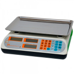 Весы торговые ВР4900-30-2Д-12 до 30 кг