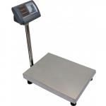 Весы товарные напольные ВЭТ-300-50/100-3С (450x600) до 300 кг