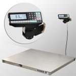 Весы нерж 4D-PM.S-3-3000-RP с печатью этикеток и регистрацией товароучетных операций