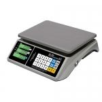 Торговые настольные весы M-ER 328 AC Touch-M LCD