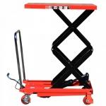 Гидравлический подъемный стол FD-80 OXLIFT 800 кг 1500 мм 1206/610/50 мм