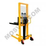 Штабелер гидравлический ручной SMART SBS 1016 (1 т, высота подъема 1600 мм, 1150х520 мм) (1000 кг)