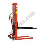 Штабелер гидравлический ручной EP MSE 1000/1600 (1 т, высота подъема 1600 мм, 1150х560 мм) (1000 кг)