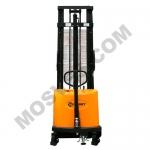 Штабелер с электроподъемом SMART BDA 1025 (1 т, высота подъема 2500 мм, 1150х550 мм) (1000 кг)