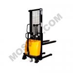 Штабелер с электроподъемом SMART BDA 1516 (1,5 т, высота подъема 1600 мм, 1150х550 мм) (1500 кг)