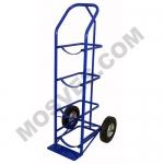 Тележка для бутылей ВД-4 (90 кг, колеса литые)