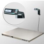 Весы нерж 4D-P.S-2-RL с печатью этикеток и регистрацией товароучетных операций
