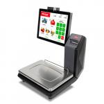 "Весы с печатью этикеток M-ER 725 PM-32.5 (VISION-AI 15"", USB, Ethernet, Wi-Fi)"