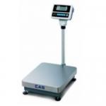 Промышленные электронные платформенные весы с 1 датчиком CAS HD-300 платформа 400х500 мм
