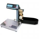 Весы торговые ТВ-M-600.2-1 R2L платформа 600х800 мм