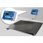 Весы «4D-PM-1000-AB (RUEW)» электронные платформенные 1500х1500 мм