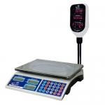 Весы «Олимп 2» торговые электронные со стойкой НПВ до 3 кг