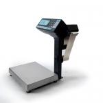 Весы с печатью этикеток и чеков торговые «MK-R2P10-1» с подмоткой ленты
