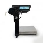 Весы с печатью этикеток и чеков торговые «MK-R2P10»