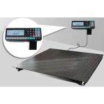 Весы «4D-PM-2000-RA» электронные платформенные 1500х1500 мм