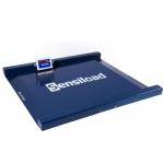 Весы «SFR» платформенные до 3000 кг низкопрофильные с пандусами 1200х1200 мм