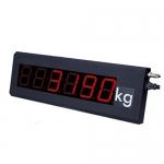 Табло, дублирующее показания весов 3 дюйма (7,5 см)