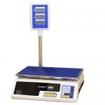 Весы торговые электронные со стойкой «ВП»