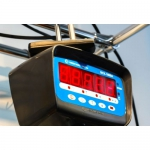 крановые весы «вск-1000а» 1 т (1000 кг) Невские весы