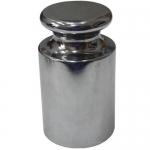 Гиря торговая стальная (хром) класс М2 кегля