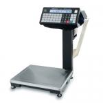 Весы «ВПМ-Ф1» с печатью этикеток фасовочные с подмоткой ленты НПВ до 32 кг