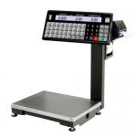 Весы с печатью этикеток и чеков торговые «ВПМ-Т»
