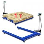 Весы «ВСП4-П» паллетные до 1 т (1000 кг) со стойкой