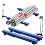 Весы балочные (стержневые) со стойкой «ВСП4-С» 2 т (2000 кг)