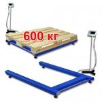 Весы «ВСП4-П» паллетные до 600 кг со стойкой