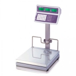 Промышленные электронные платформенные весы CAS EB-60S платформа 300х400 мм